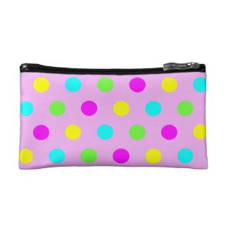Colorful Polka Dots - Cosmetic Bag