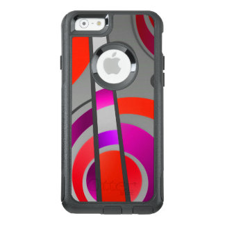 Colorful Pop Art Abstract Geometric Pattern OtterBox iPhone 6/6s Case