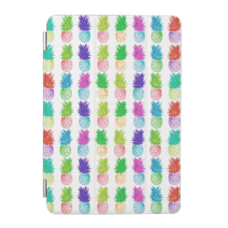Colorful pop art painting pineapple pattern iPad mini cover