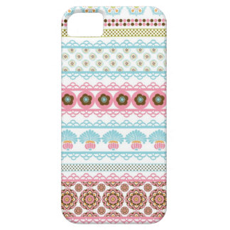 Colorful Pretty Pattern Gifts for Her iPhone 5 Cover