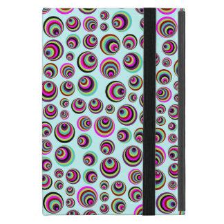 Colorful Psych Spots + your background & idea iPad Mini Case