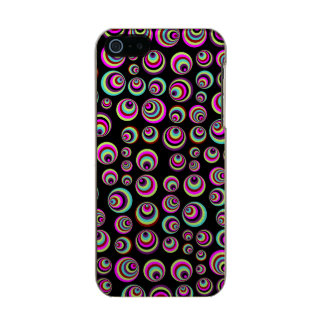 Colorful Psych Spots + your background & idea Incipio Feather® Shine iPhone 5 Case