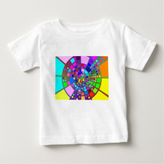 Colorful psychedelic #2 baby T-Shirt