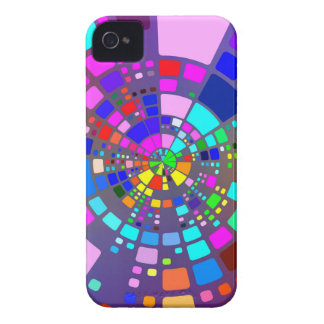Colorful psychedelic #2 iPhone 4 cover