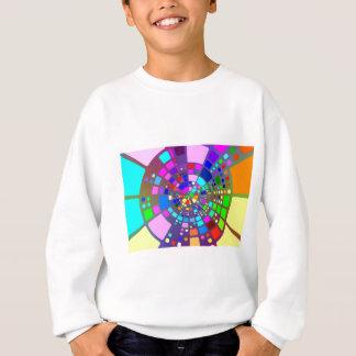 Colorful psychedelic #2 sweatshirt
