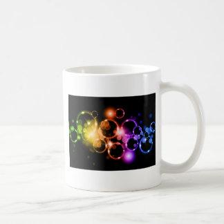 Colorful Rainbow Mugs