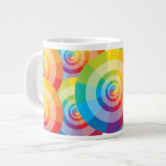 Colorful Rainbow Mug