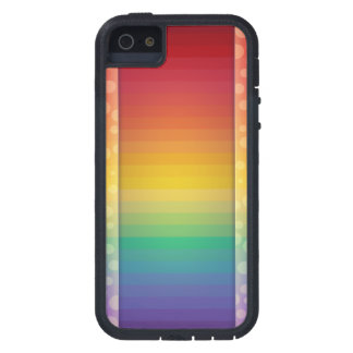 Colorful Rainbow Pattern Case For The iPhone 5