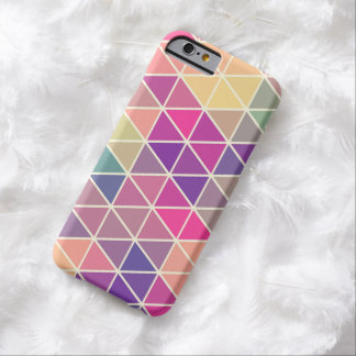 Colorful Retro Geometric Pattern iPhone 6 case