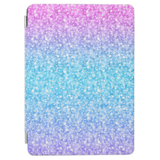 Colorful Retro Glitter And Sparkles iPad Air Cover