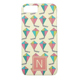 Colorful Retro Kite Pattern Case-Mate iPhone Case