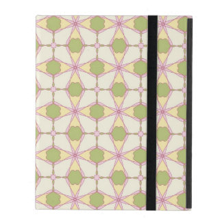 Colorful retro pattern background 3 covers for iPad
