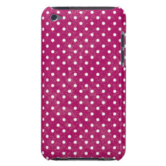 Colorful Retro Polka Dots iPod Touch Cover
