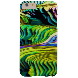 Colorful Rice Fields iPhone Case