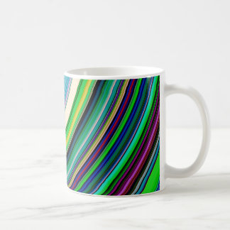 Colorful Rings Coffee Mug