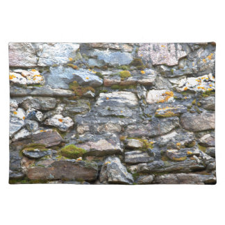 Colorful Rocky Mountain Nature Wall Placemat