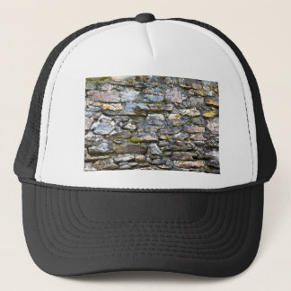 Colorful Rocky Mountain Nature Wall Trucker Hat
