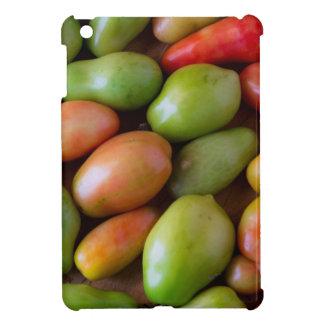 Colorful_Roma_Tomatoes iPad Mini Covers