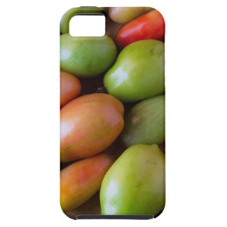 Colorful_Roma_Tomatoes iPhone 5 Case