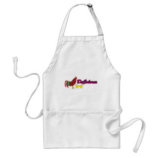 Colorful Rooster Standard Apron