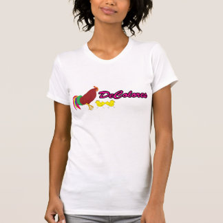 Colorful Rooster Tees