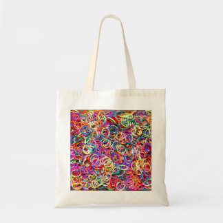 Colorful Rubberbands Bag