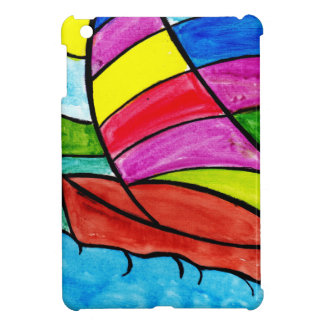 Colorful Sail iPad Mini Case