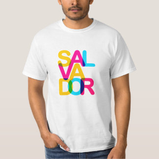 Colorful Salvador shirt
