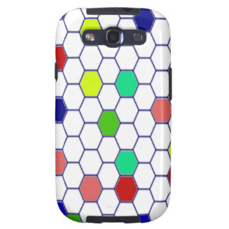Colorful Samsung Galaxy S3 Cover
