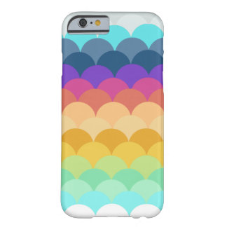 Colorful Scalloped iPhone 6 case