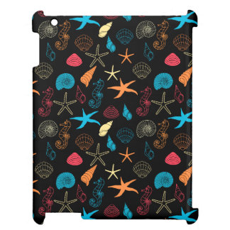 Colorful Sea Creatures Case For The iPad 2 3 4