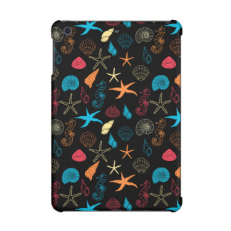 Colorful Sea Creatures iPad Mini Case