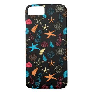 Colorful Sea Creatures iPhone 8/7 Case