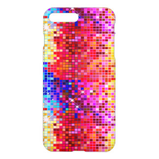 Colorful Sequins Look Disco Mirrors iPhone 7 Plus Case
