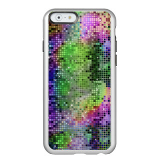 Colorful Sequins Look Disco Mirrors Pattern Incipio Feather® Shine iPhone 6 Case