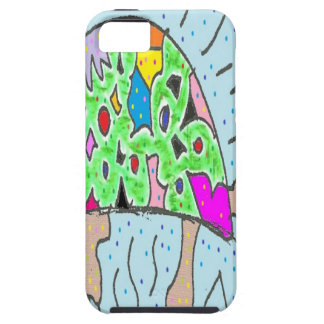 Colorful Shell Turtle Case For The iPhone 5