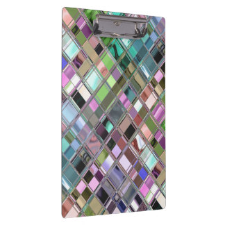 Colorful Shiney & Customizable Clipboards