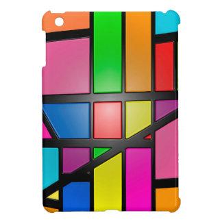 Colorful shiny Tiles iPad Mini Cases