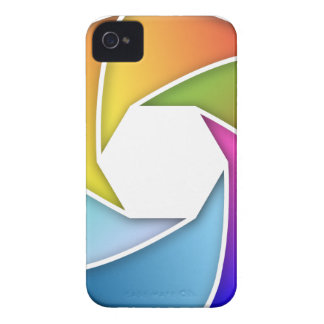 Colorful Shutter iPhone 4 Case