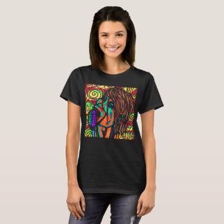 Colorful Singer T-shirt