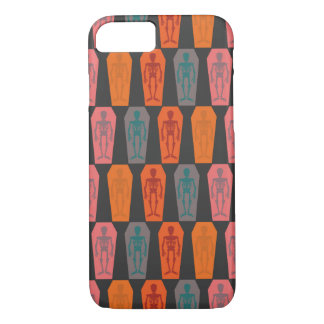 Colorful skeletons Case-Mate iPhone case