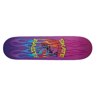Colorful Skul Skateboard Decks