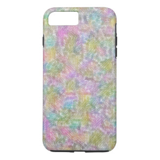 Colorful small lines iPhone 7 plus case
