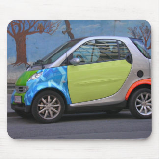 Colorful Smart Car Mouse Pad