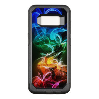 Colorful Smoke OtterBox Commuter Samsung Galaxy S8 Case