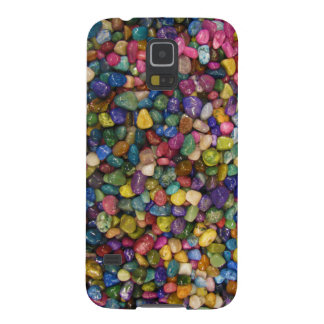 Colorful Smooth and Shiny Pebbles Rocks Case For Galaxy S5