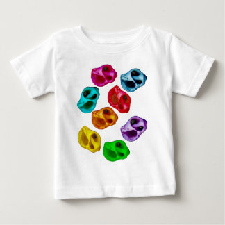 Colorful snails baby T-Shirt