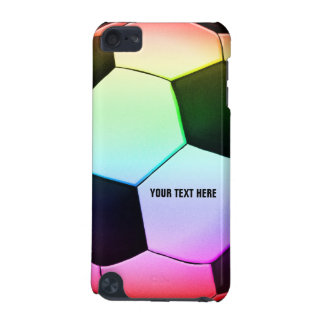 Colorful Soccer Ball | Girly Cool Gift iPod Touch (5th Generation) Covers