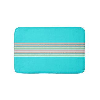 Colorful Southwestern Patterns Bath Mat