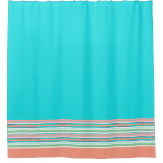 Colorful Southwestern Shower Curtain